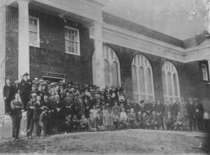 First Baptist Church 1930s