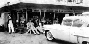 1960s Toles Drive In