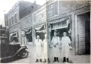 Cash Store 1920s