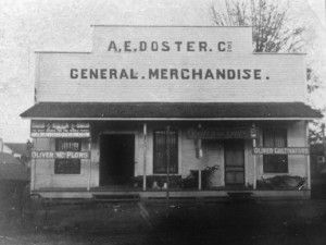 Doster Store, Lyerly