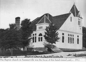 Early 1st Baptist Church
