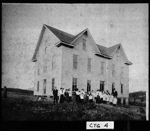 Emmerson Bible School and Orphans Home 1912, Holland