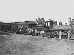Holland Train at Holland