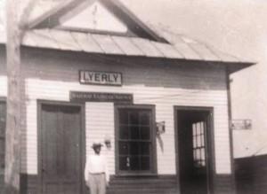 Lyerly Depot