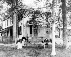 Penn Place 1895