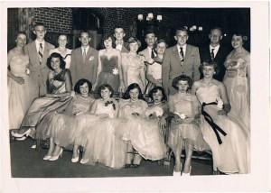 Senior Prom 1953