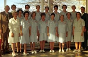 1968 Chatt. Hosp. volunteers