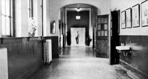 Inside old Trion High