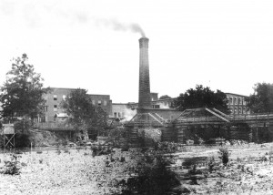 Trion Mill 1895