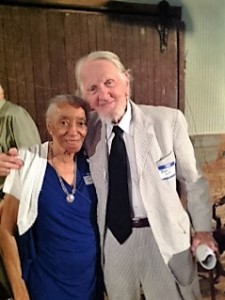 Clemmie Adams Black and Bobby Lee Cook, July 10, 2016