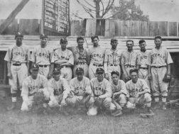 Lyerly baseball team mid 1930's