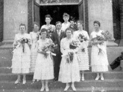 Summerville High School Graduates 1919
